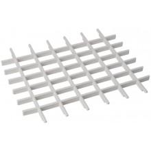AQUALINE mřížka pro závěsné výlevky 36x30cm, plast, bílá PI5020