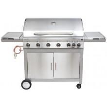 G21 Plynový gril Mexico BBQ Premium line, 7 hořáků + zdarma redukční ventil 6390306