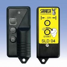 SANELA Dálkové ovládání SLD 04 pro nastavování radarových splachovačů,piezo ovládání 07040