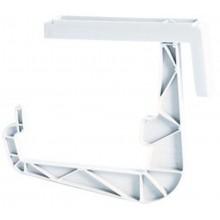 Držák truhlíku- balkón HANGPLAST, bílá IWWS