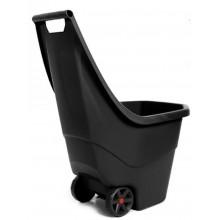 Prosperplast LOAD & GO 55L Zahradní vozík 50x61x84cm černý IWO55S