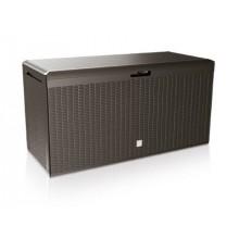Prosperplast BOXE RATO PLUS Zahradní box 114x47x59,4cm, 290L, umbra hnědý MBRP290