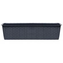 Prosperplast RATOLLA CASE truhlík 39,1x17,3x14,5cm antracit ISR400