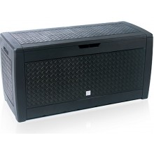 Prosperplast BOXE MATUBA Zahradní box 119x48x60cm 310L antracit MBM310