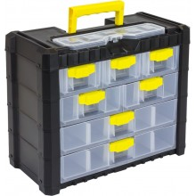 Prosperplast MULTICASE Cargo Plastový organizér, 400 x 200 x 326 mm KMC401