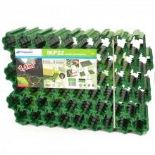 Prosperplast PLANT zatravňovací tvárnice 1,1 m2, zelená IKP2Z