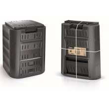 Prosperplast COMPOGREEN Kompostér 320 l, černá IKL320C
