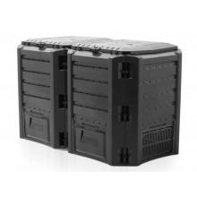 Prosperplast MODULE COMPOGREEN 800L Kompostér černý IKSM800C