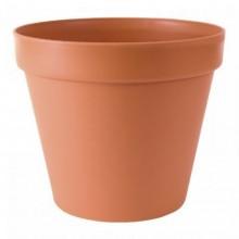 PROSPERPLAST GLINKA květináč 1,1l, terakotová DGA15