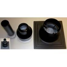 PROTHERM Komínová plast. hlavice Flex komplet průměr 80 mm 0020136666