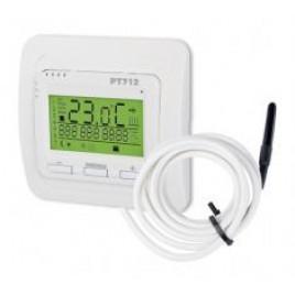 PT712-EI - Digitální termostat pro podlah. topení+čidlo podlahy