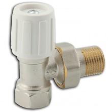 """NOVASERVIS radiátorový ventil rohový 1/2"""" RA310/15"""