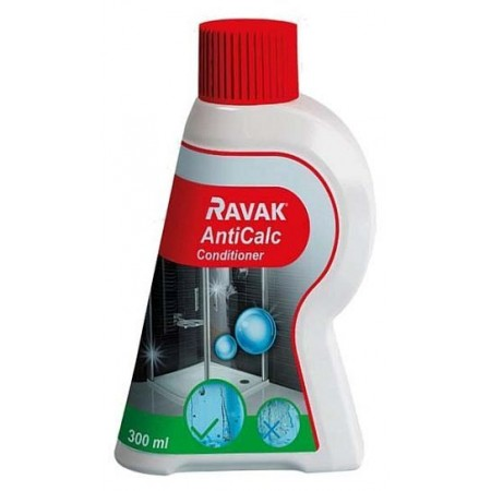 RAVAK AntiCalc Conditioner (300 ml) přípravek na skla B32000000N