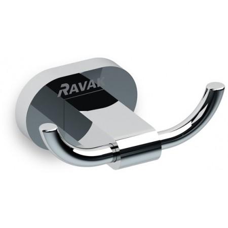 RAVAK Chrome CR 100.00 dvojháček, X07P186
