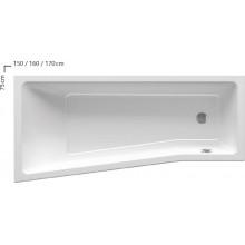 RAVAK BEHAPPY II Vana 150 x 75 cm, pravá C991000000