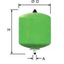 Refix topná expanzní nádoba DD 18/10 zelená
