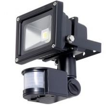 MAGG starLED Reflektor MCOB LED s pohybovým senzorem 10W, SLMCOB10S