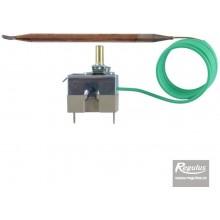 REGULUS Termostat provozní 0- 40°C, kapilára 1m, vypínací 10925