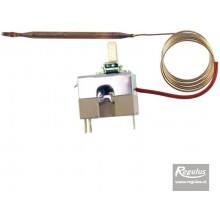 REGULUS 95B210R01/07456 Termostat provozní 0-210°C, kapilára 1 m, čidlo Cu 5mm 11040