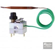 REGULUS 95H060R01/07456 Termostat havarijní 40-60°C, kapilára 1m 11074