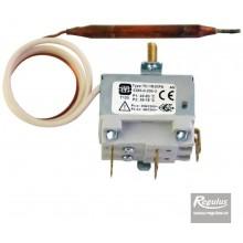 REGULUS Termostat provozní, dvoustupňový 39-78/46-85°C, kapilára 1 m 4462