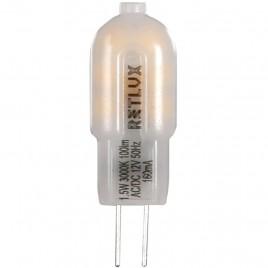 RETLUX RLL 289 G4 LED žárovka 1,5 W 12V WW 50002397