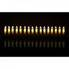 RETLUX RXL 40 16LED CANDLE 1,6+1,5M WW vánoční osvětlení 50001797