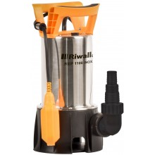 Riwall PRO REP 1100 INOX - univerzální ponorné kalové čerpadlo 1100 W EP26A2001074B