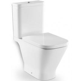 Roca The Gap WC mísa kombi, hluboké splachování, vodorovný odpad 7342477000