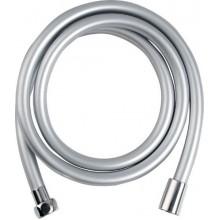 SAPHO SOFTFLEX Plastová sprchová hadice 150cm, stříbrná 1208-11