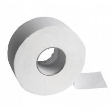 AQUALINE Jumbo soft dvouvrstvý toaletní papír, průměr role 19cm, délka 125m, 12ks 212A175