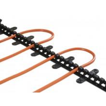 SAPHO Plastová T-lišta pro fixaci kabelu, 50cm 35V2350009