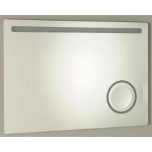 SAPHO ASTRO zrcadlo 100x70cm, LED osvětlení, kosmetické zrcátko MIRL4