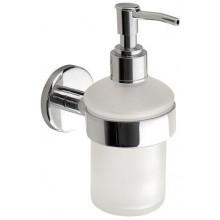 AQUALINE SAMBA dávkovač mýdla, mléčné sklo SB119