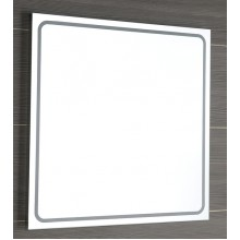 SAPHO GEMINI II zrcadlo s LED osvětlením 55x55cm GM055
