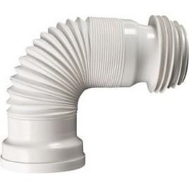 SAPHO Flexibilní napojení na WC mísu, prodloužitelné, 250 - 640mm WJ1003B