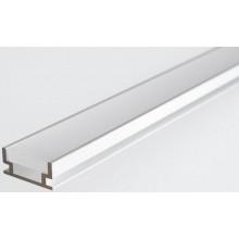 SAPHO LED zápustný profil 19,2x8,5mm, hliník, 1m KL1889-1