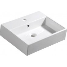 SAPHO PURITY keramické umyvadlo 50x42cm (2506) 10PL50050