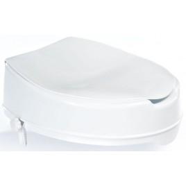 SAPHO SENIOR WC sedátko zvýšené 10cm, bez madel, bílé A0071001