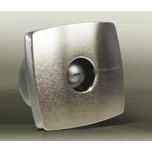 CATA X-MART 10T koupelnový ventilátor s časovačem, 15W, potrubí 100mm, nerez 01041000