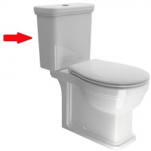 SAPHO CLASSIC nádržka k WC kombi 878111