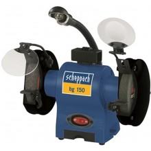 SCHEPPACH BG 150 Dvoukotoučová bruska s indukčním motorem 4903104901