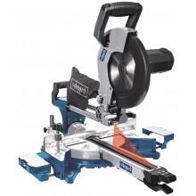 SCHEPPACH HM 110 MP dvourychlostní multifunkční pokosová pila s potahem, laserem 5901220901