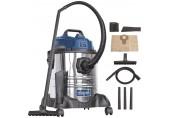 SCHEPPACH ASP 20 ES Průmyslový vysavač na suché/mokré vysávání, 20 l 5907708901