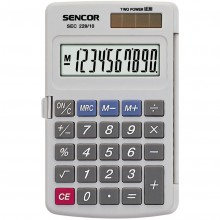 SENCOR SEC 229/ 10 DUAL kalkulačka 10001165