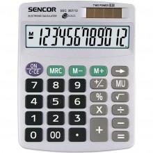 SENCOR SEC 367/ 12 DUAL kalkulačka 10001172