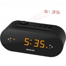 SENCOR SRC 3100 B radiobudík s projekcí 35048702