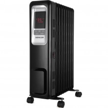 SENCOR SOH 6109BK olejový radiátor