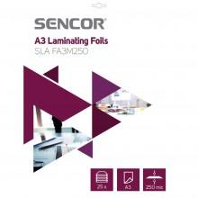 SENCOR SLA FA3M250 fólie A3 250mic 25ks 45011728