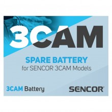 SENCOR 3CAM BATTERY Baterie 35047739